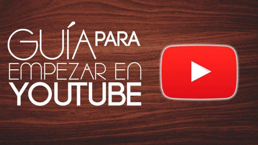 guia para crear canal en youtube