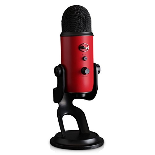 microfono de sobremesa para streamers y youtubers
