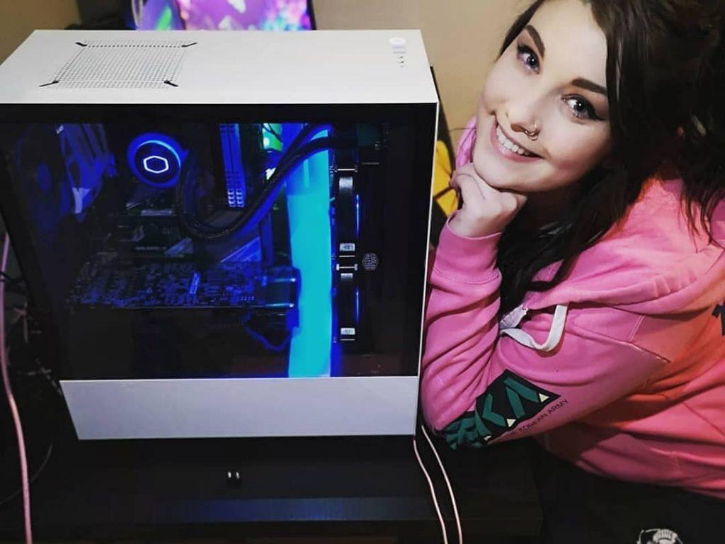chica gamer