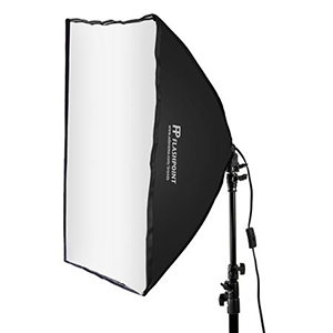 softbox para youtubers