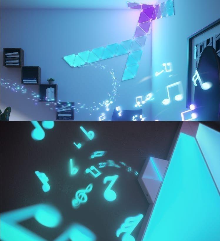 nanoleaf aurora edicion ritmo
